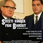 Der Staat gegen Fritz Bauer Cover A1jpg_Page1