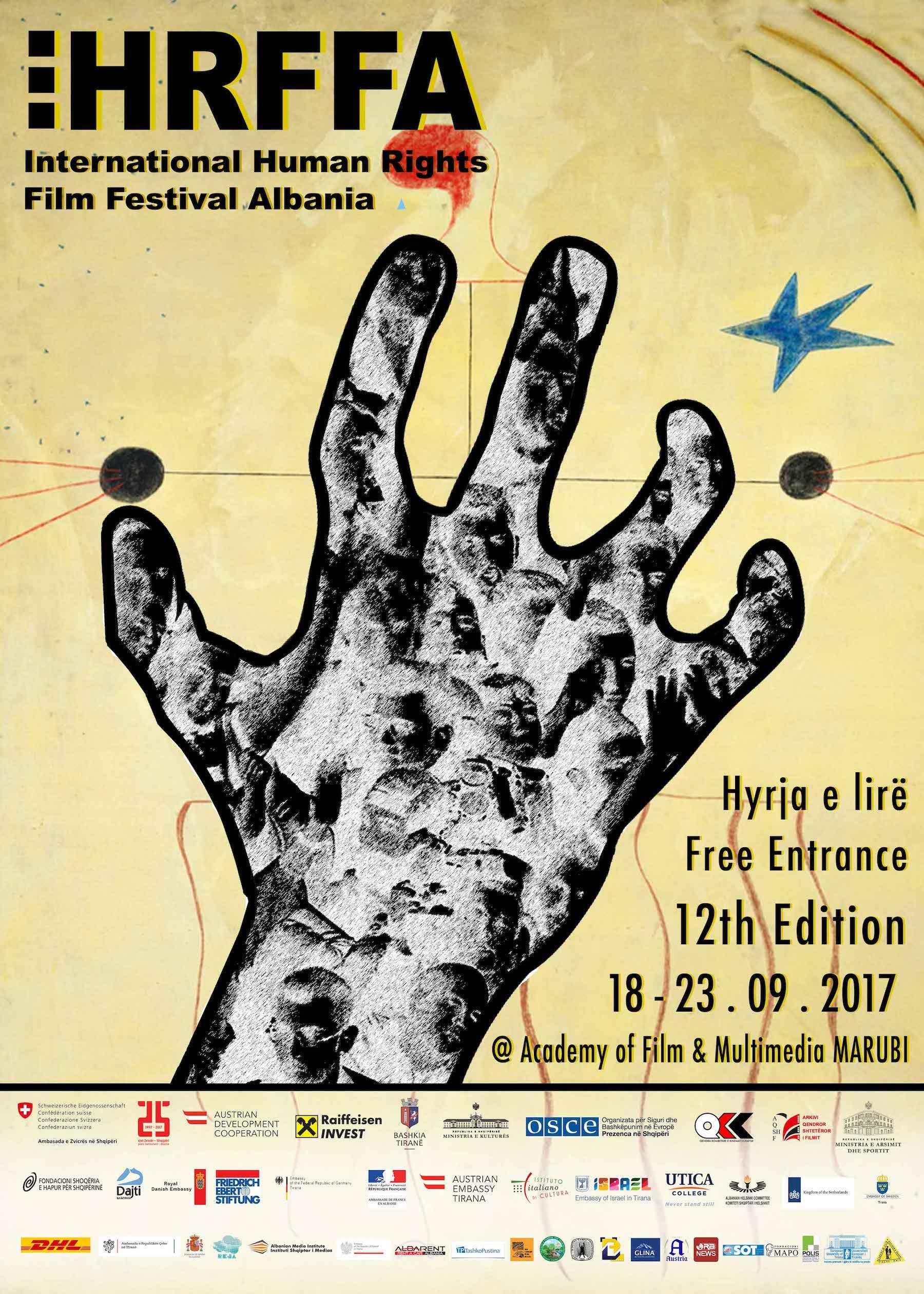 IHRFFA 12th edition – 18-23 Sept 2017